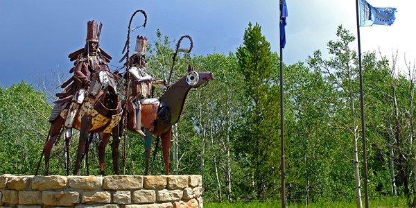 Blackfeet man's DNA is oldest in Americas