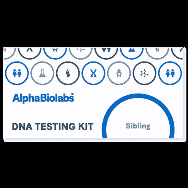 Sibling DNA Test Kit
