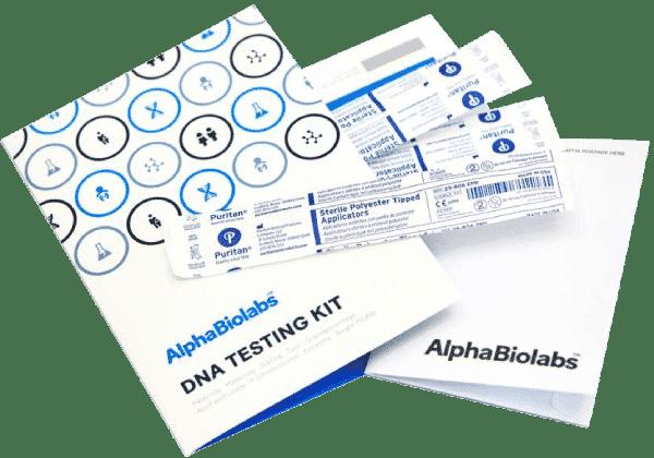 DNA Test Kit Image