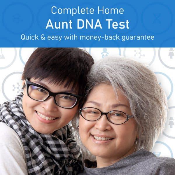 Aunt DNA Test