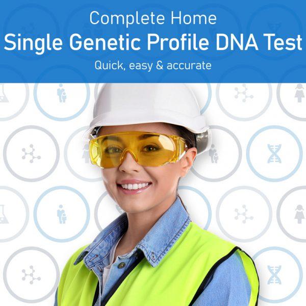 Single Profile DNA Test