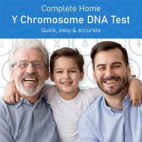 Y Chromosome DNA Test