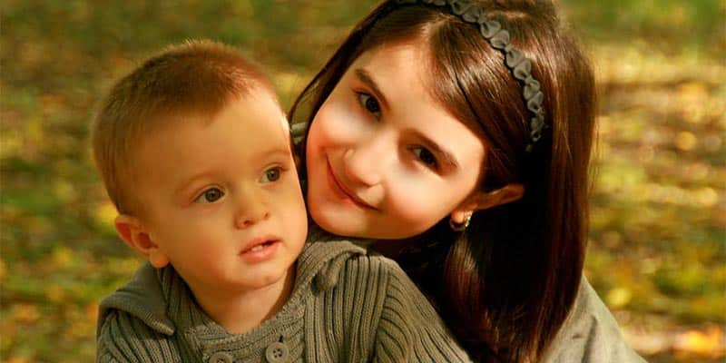Paternity testing for siblings